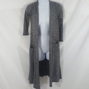 LulaRoe Long Cardigan Size Small